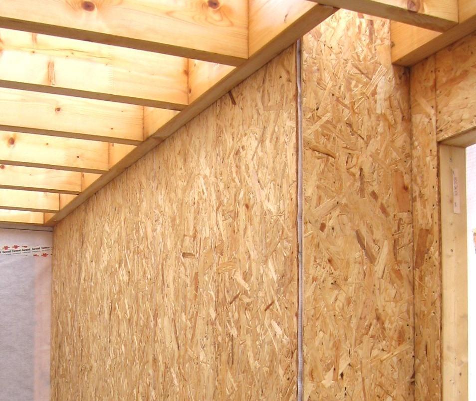 Constructeur maison ossature bois maison bbc ile de for Panneaux de bois dans la cuisine