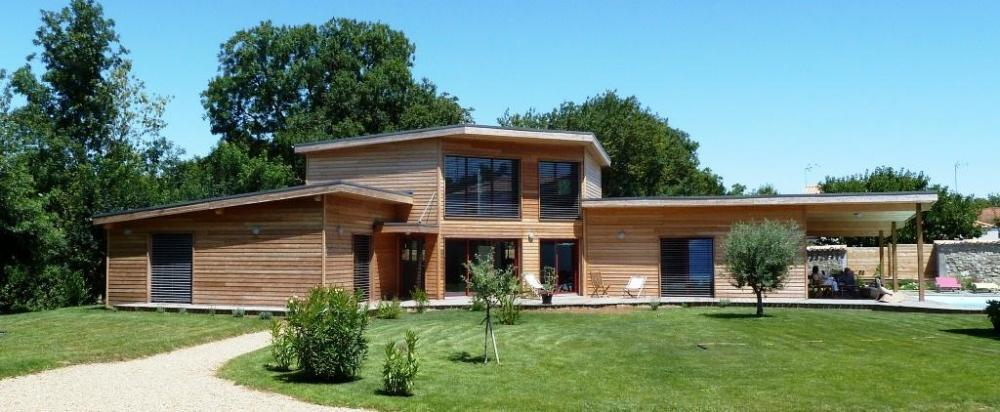 Idee Maison A Construire. Moderne Une Maison With Idee Maison A