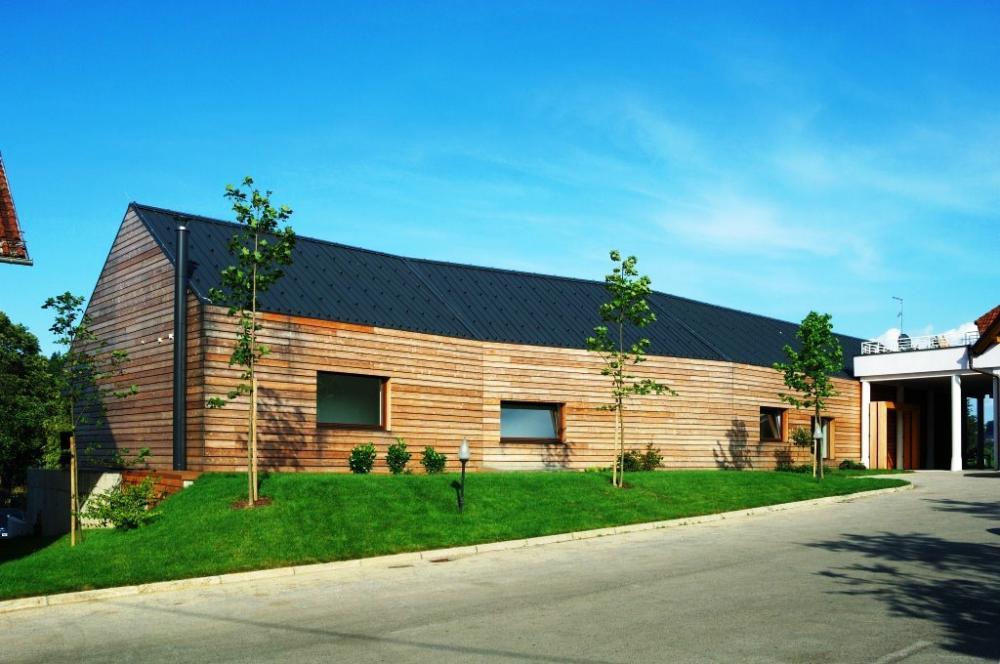 Architecture bois Aquitaine Construction maison bois Ile de France Constructeur maison bois  # Constructeur Maison Bois Ile De France