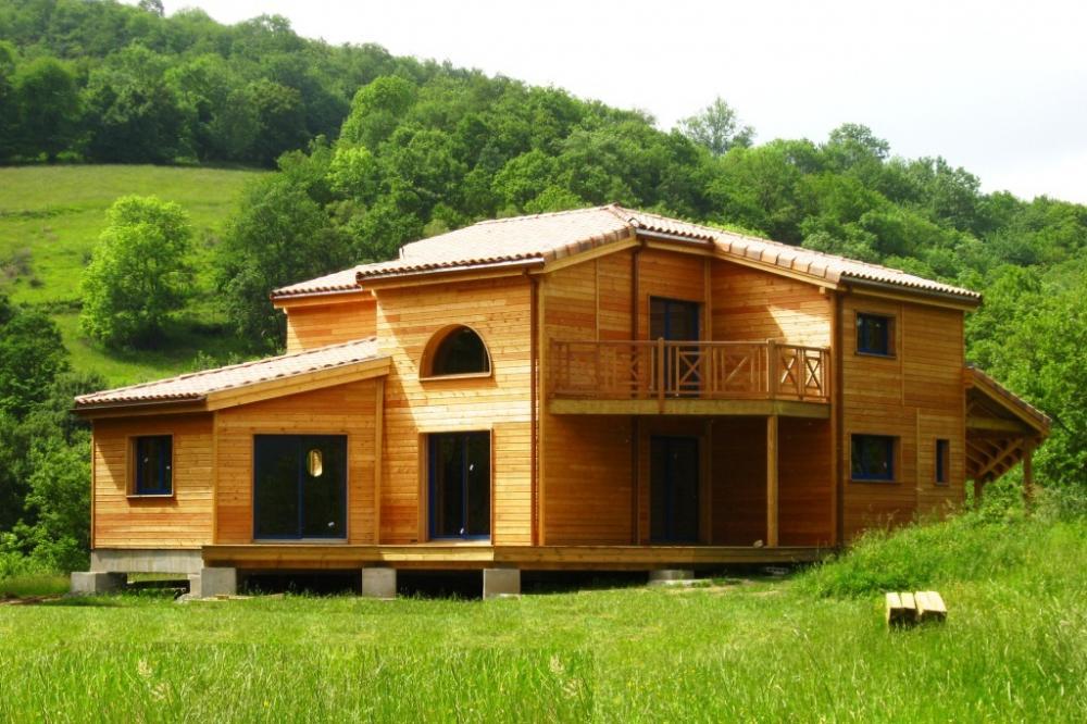 Maison Bois Aquitaine Architecte Maison Bois Aquitain ~ Maison Bois Aquitaine