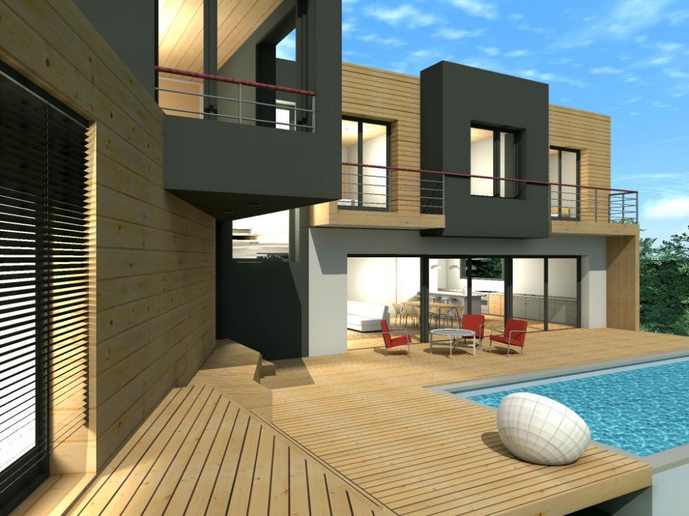 Constructeur Maison Bois Ile De France Maison Moderne # Constructeur Maison Bois Ile De France